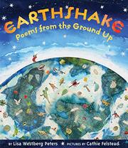 EARTHSHAKE by Lisa Westberg Peters