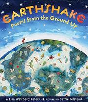 EARTHSHAKE by Lisa Westberg Peters