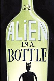 Book Cover for ALIEN IN A BOTTLE
