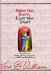 Book Cover for AMBER WAS BRAVE, ESSIE WAS SMART