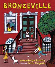 Book Cover for BRONZEVILLE BOYS AND GIRLS