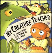 Cover art for MY CREATURE TEACHER