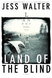 Cover art for LAND OF THE BLIND