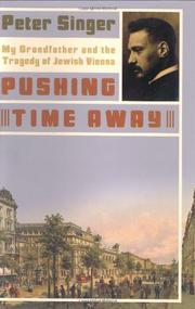 Cover art for PUSHING TIME AWAY