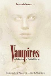 VAMPIRES by Jane Yolen