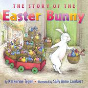 Book Cover for THE STORY OF THE EASTER BUNNY