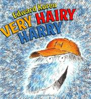 VERY HAIRY HARRY by Edward Koren