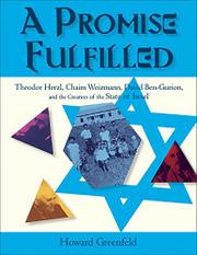 A PROMISE FULFILLED by Howard Greenfeld