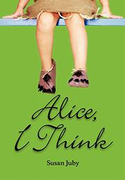 Cover art for ALICE, I THINK