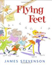 FLYING FEET by James Stevenson