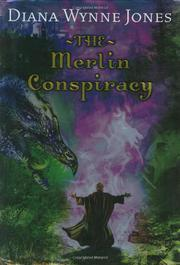 Cover art for THE MERLIN CONSPIRACY