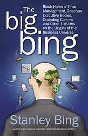 Cover art for THE BIG BING