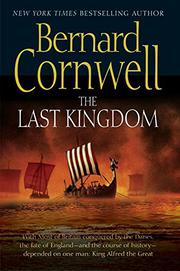 Cover art for THE LAST KINGDOM