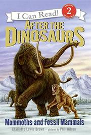 Cover art for AFTER THE DINOSAURS
