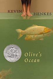Book Cover for OLIVE'S OCEAN