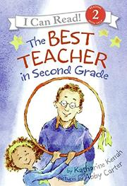 Cover art for THE BEST TEACHER IN SECOND GRADE