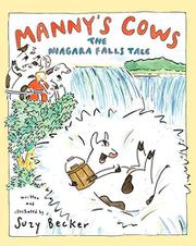 Cover art for MANNY'S COWS