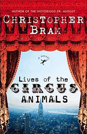 Book Cover for LIVES OF THE CIRCUS ANIMALS