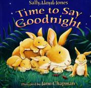 TIME TO SAY GOODNIGHT by Sally Lloyd-Jones