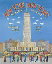 NEW YORK, NEW YORK! by Laura Krauss Melmed