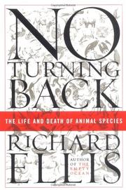 NO TURNING BACK by Richard Ellis