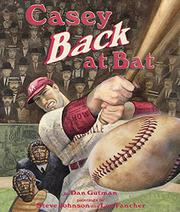 CASEY BACK AT BAT by Dan Gutman