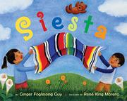 SIESTA by Ginger Foglesong Guy