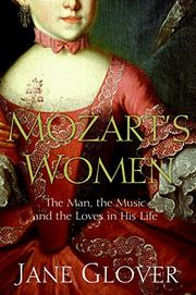MOZART'S WOMEN by Jane Glover