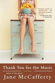 THANK YOU FOR THE MUSIC by Jane McCafferty