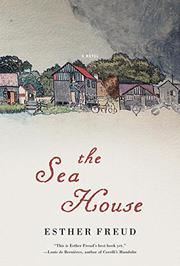 Cover art for THE SEA HOUSE