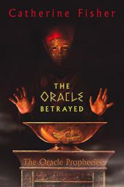 Book Cover for THE ORACLE BETRAYED