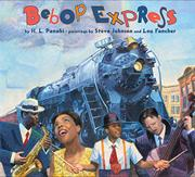 BEBOP EXPRESS by H.L. Panahi