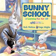 Book Cover for BUNNY SCHOOL