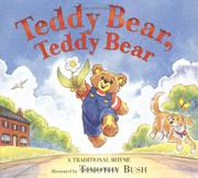 Cover art for TEDDY BEAR, TEDDY BEAR