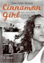 Book Cover for CINNAMON GIRL