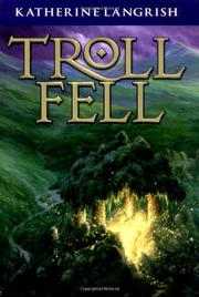 Book Cover for TROLL FELL