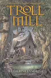 Book Cover for TROLL MILL