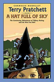 Cover art for A HAT FULL OF SKY