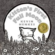 Cover art for KITTEN'S FIRST FULL MOON