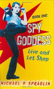Book Cover for SPY GODDESS