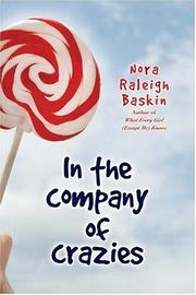 Book Cover for IN THE COMPANY OF CRAZIES