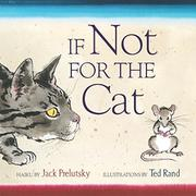 Cover art for IF NOT FOR THE CAT