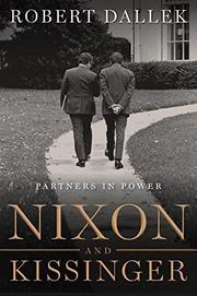 Book Cover for NIXON AND KISSINGER