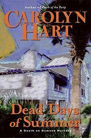 DEAD DAYS OF SUMMER by Carolyn Hart