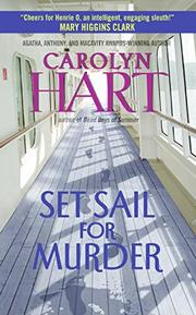 SET SAIL FOR MURDER by Carolyn G. Hart