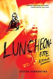 LUNCHEONETTE by Steven Sorrentino