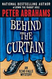 Cover art for BEHIND THE CURTAIN