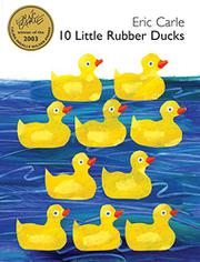 Cover art for 10 LITTLE RUBBER DUCKS