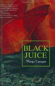 Cover art for BLACK JUICE