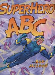 Cover art for SUPERHERO ABC